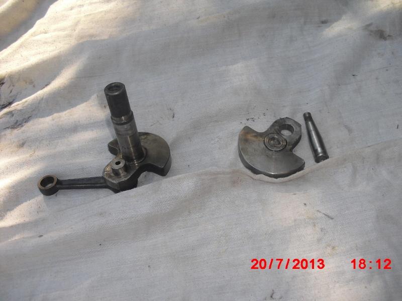 Tondeuse débroussailleuse MotoStandard DT 702 Cimg3611