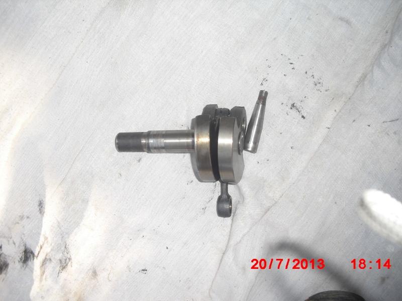 Tondeuse débroussailleuse MotoStandard DT 702 Cimg3613