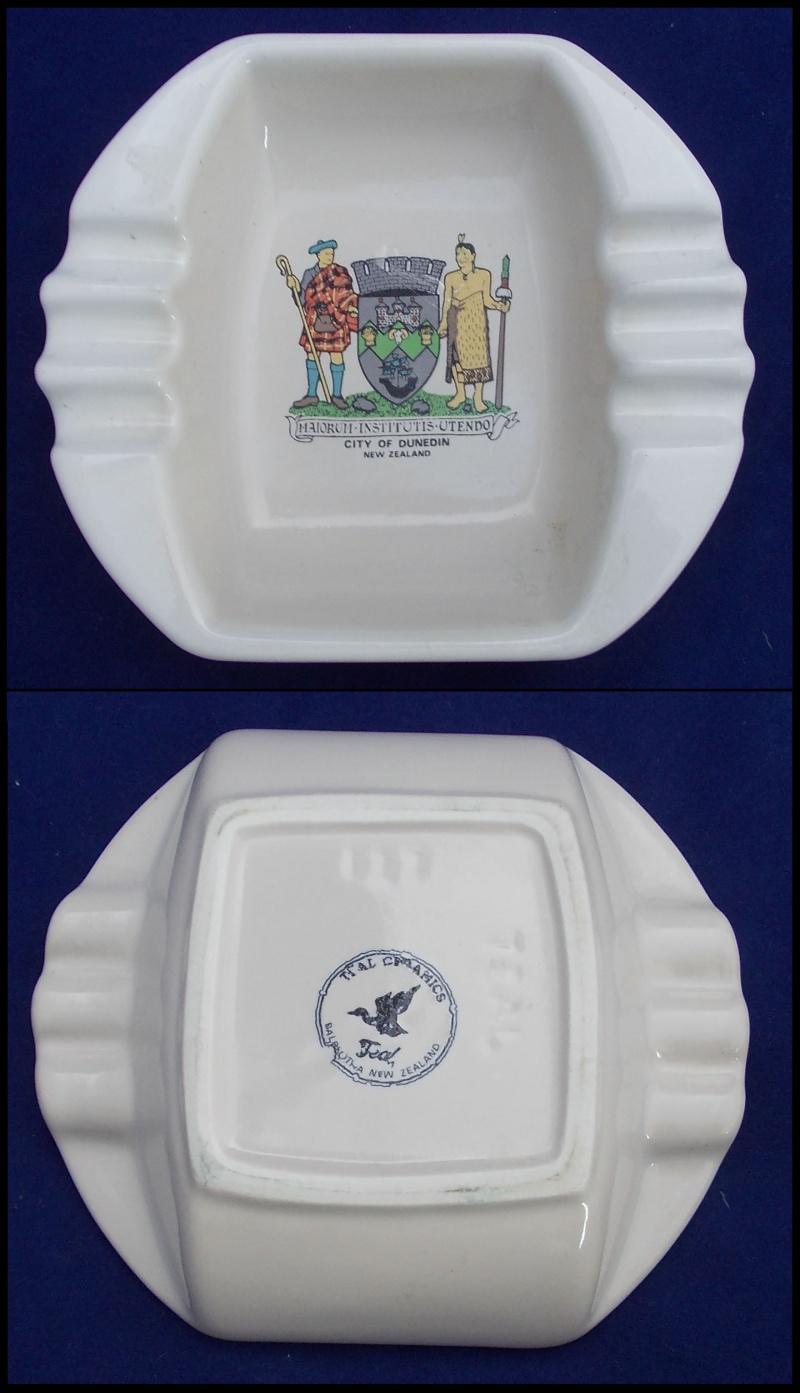 Teal Ceramics ashtray for gallery Dscn5711
