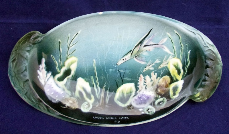 Titian Fiji Under Water Coral Plate for gallery Dscn5716
