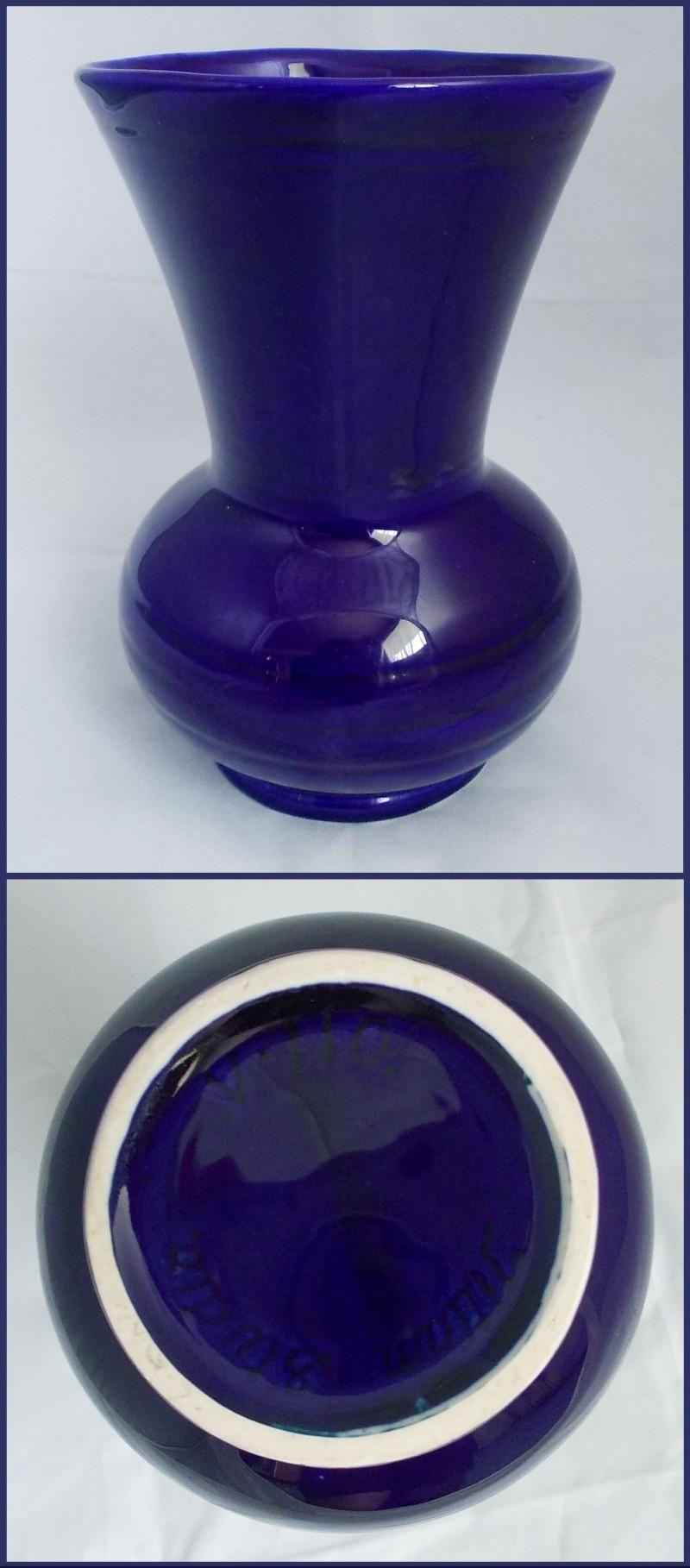 A stunning cobalt blue V 110 Dscn6411