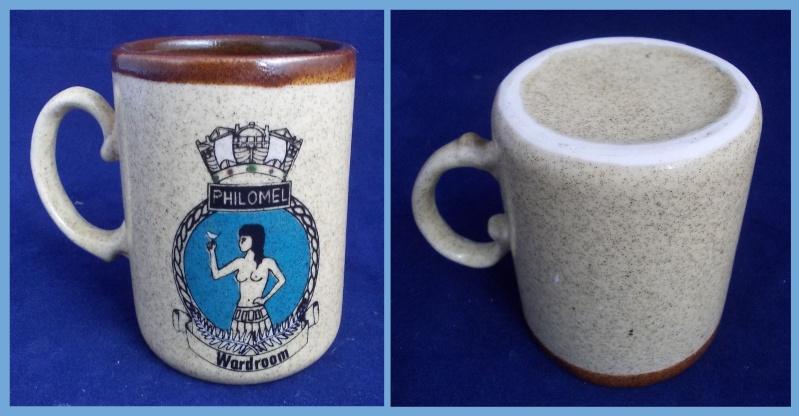 Orzel Philomel Wardroom mug. Dscn6412
