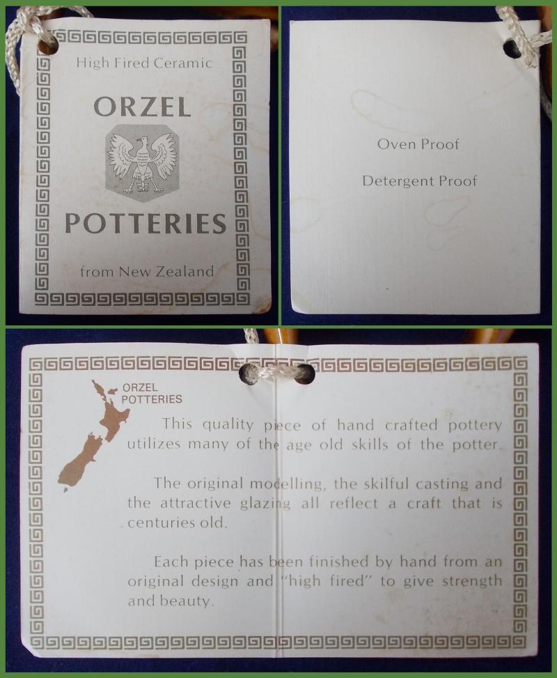 Orzel Irish Coffee mug with Orzel leaflet for gallery. Dscn6517