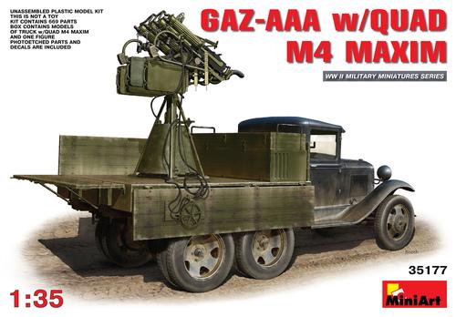 Camion GAZ AA 4113_r10