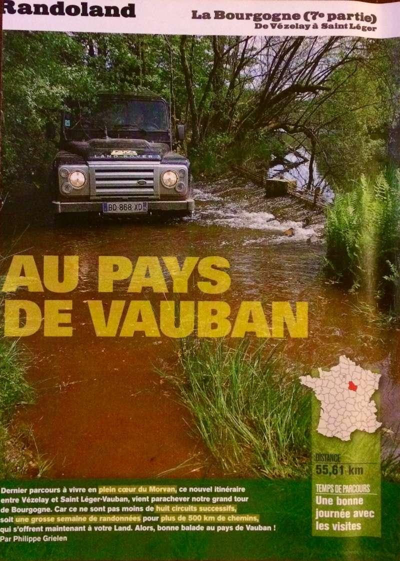 Road book tout terrain  Vezela10
