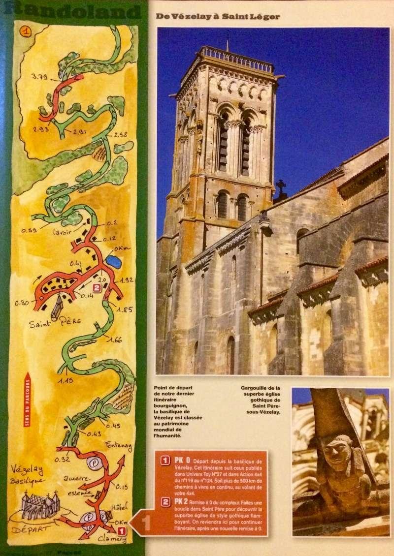 Road book tout terrain  Vezela11