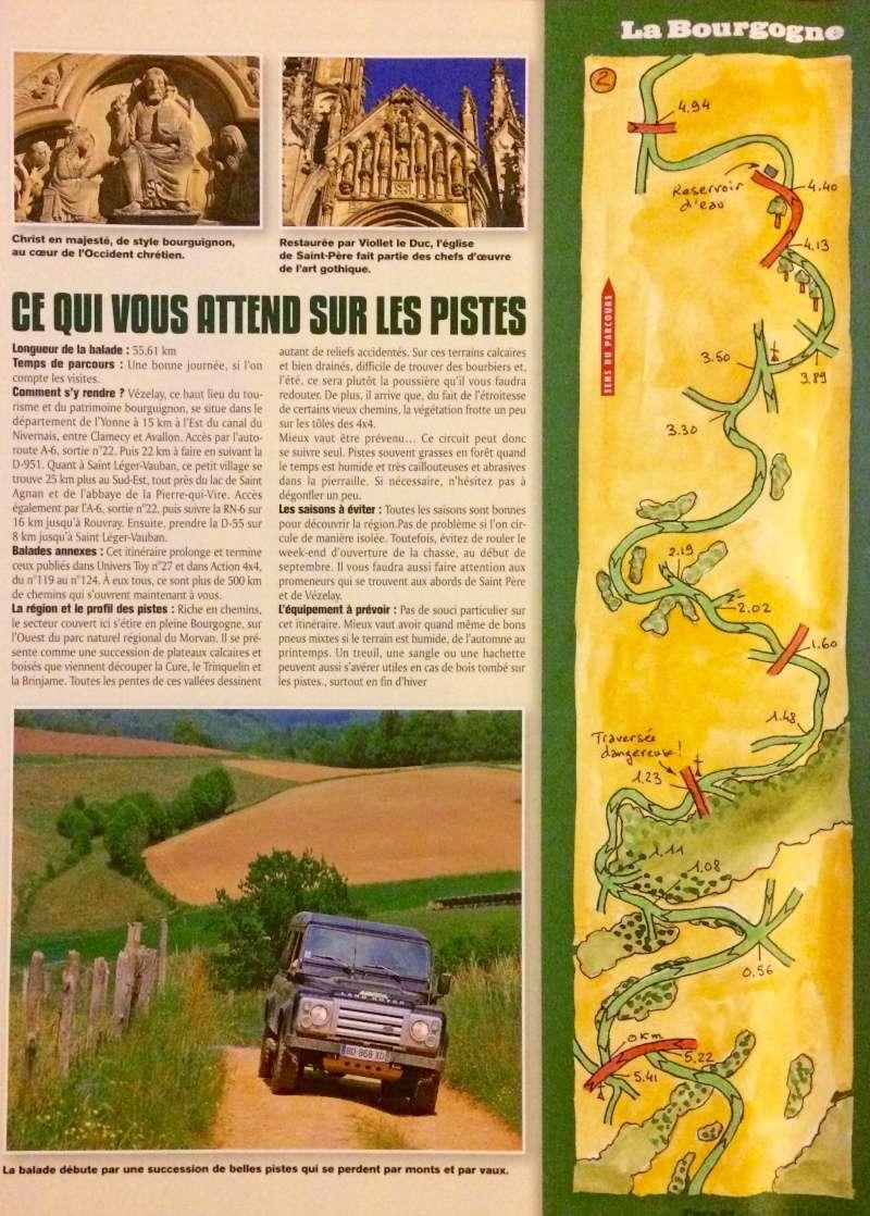 Road book tout terrain  Vezela12