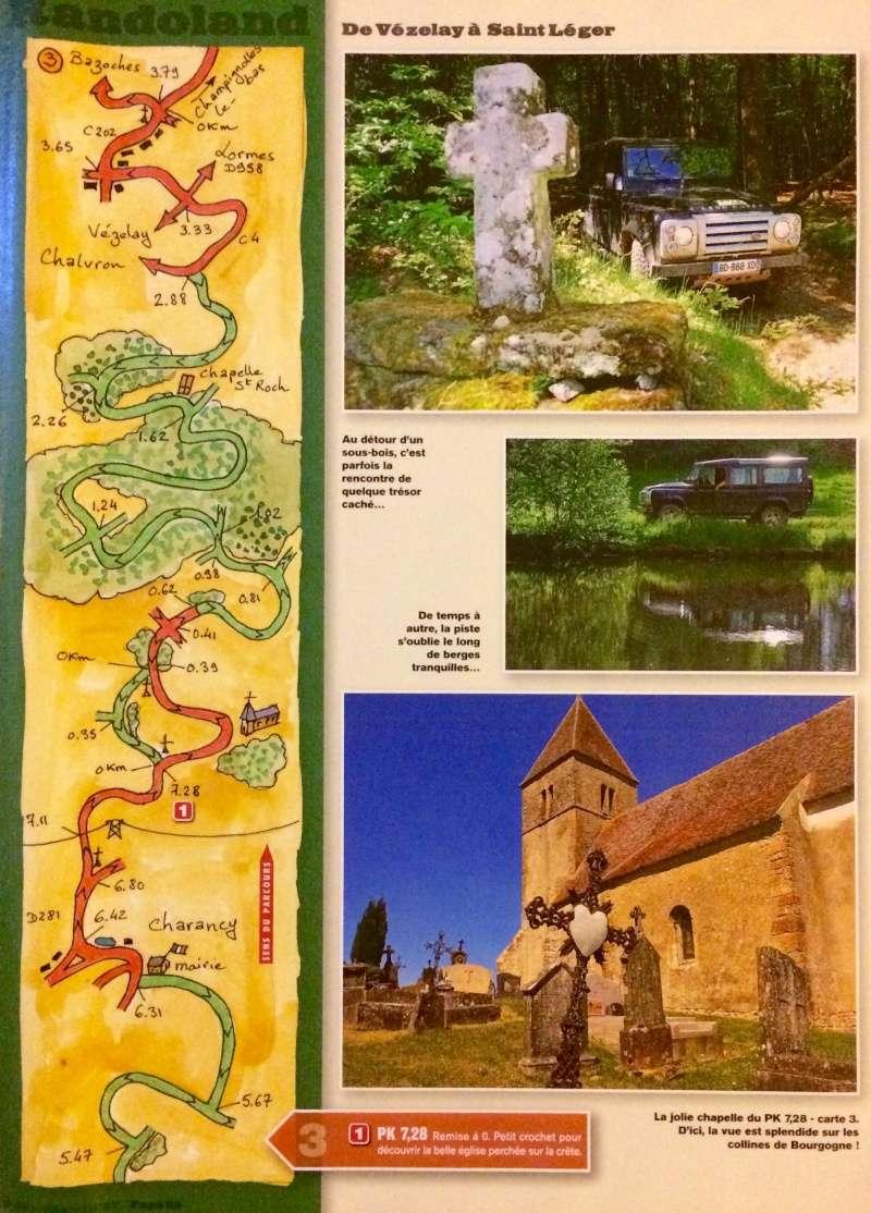 Road book tout terrain  Vezela13