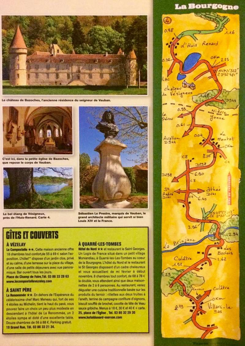 Road book tout terrain  Vezela14