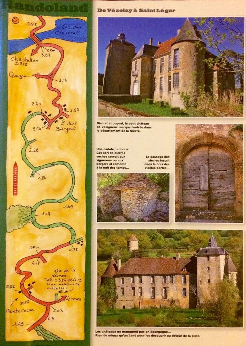 Road book tout terrain  Vezela15