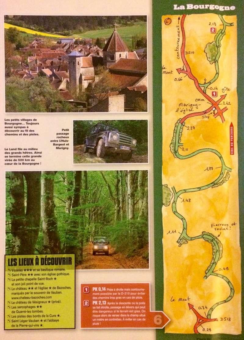 Road book tout terrain  Vezela16