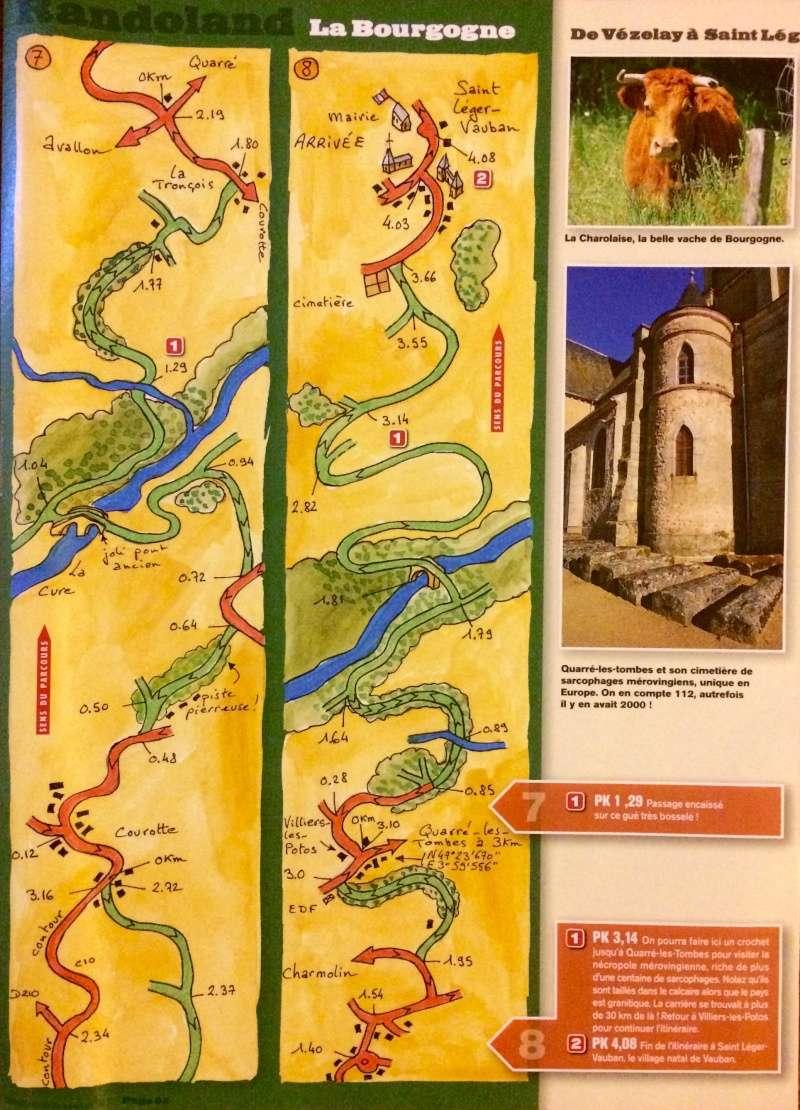 Road book tout terrain  Vezela17