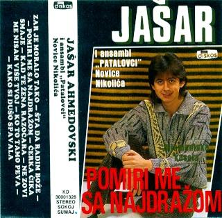 Jasar Ahmedovski - Diskografija (1981-2011)  R-211815