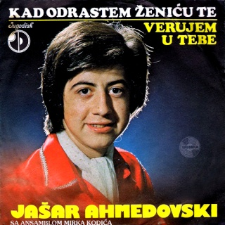 Jasar Ahmedovski - Diskografija (1981-2011)  R-307310