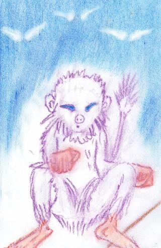 [Concours dessin -Lot à la clé!-] Animal & Cie Singep10