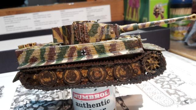 PzKpfw VI  Tigre I Ausf E (1/72 - Revell ) - Page 2 20150112