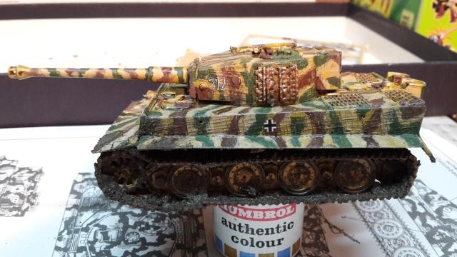 PzKpfw VI  Tigre I Ausf E (1/72 - Revell ) - Page 2 20150113