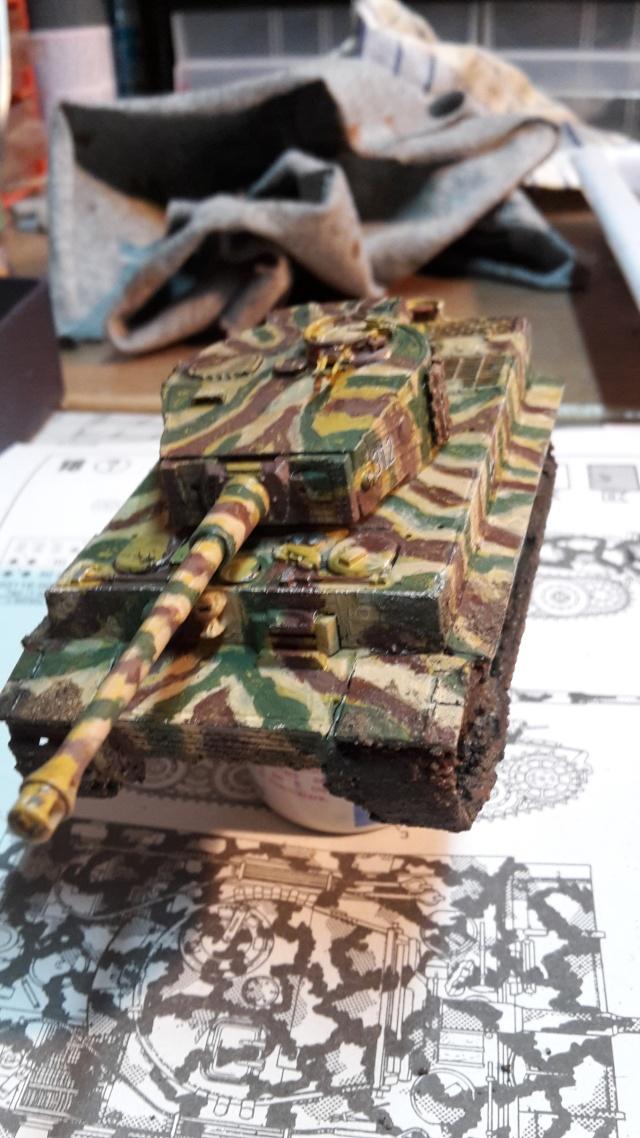 PzKpfw VI  Tigre I Ausf E (1/72 - Revell ) - Page 2 20150114