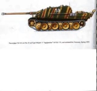 Jagdpanther tamiya 1/35 en cour de restauration Copie_10