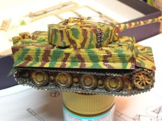 PzKpfw VI  Tigre I Ausf E (1/72 - Revell ) Dscn3419