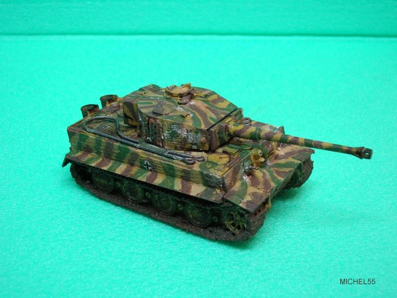 PzKpfw VI  Tigre I Ausf E (1/72 - Revell ) - Page 2 Dscn3510