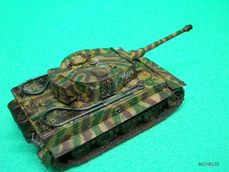 PzKpfw VI  Tigre I Ausf E (1/72 - Revell ) - Page 2 Dscn3511