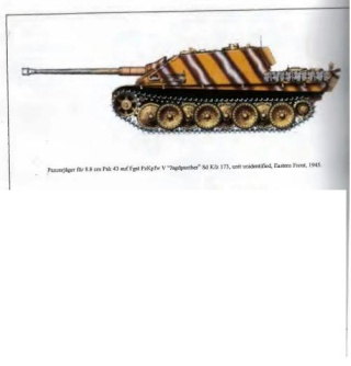 Jagdpanther tamiya 1/35 en cour de restauration Jagdpa12