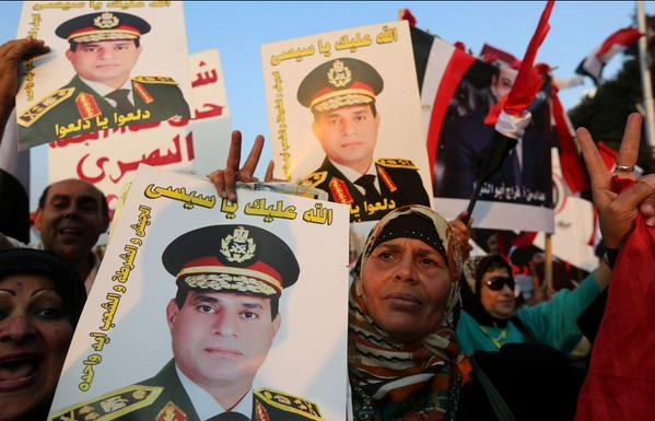 """""""Nous devons révolutionner notre religion."""" du Président égyptien Sissi  Sissi10"""