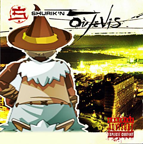 Le lyrisme tranchant d'un Shuriken Album10