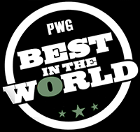 Best in the world - March 27, 2015.  Bitw12