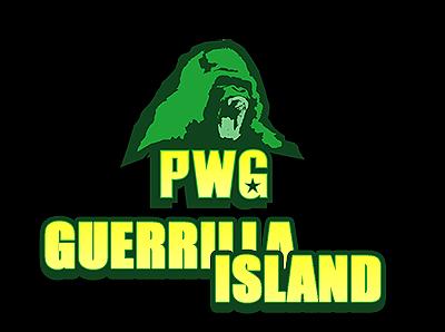 Guerrilla Island - April 21, 2015.  Guerri10