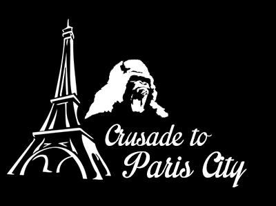 Crusade to Paris City - May 22, 2015. Parisc10