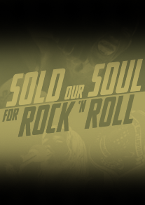 Sold your Soul for Rock 'n Roll - August 21, 2015. Solyou10