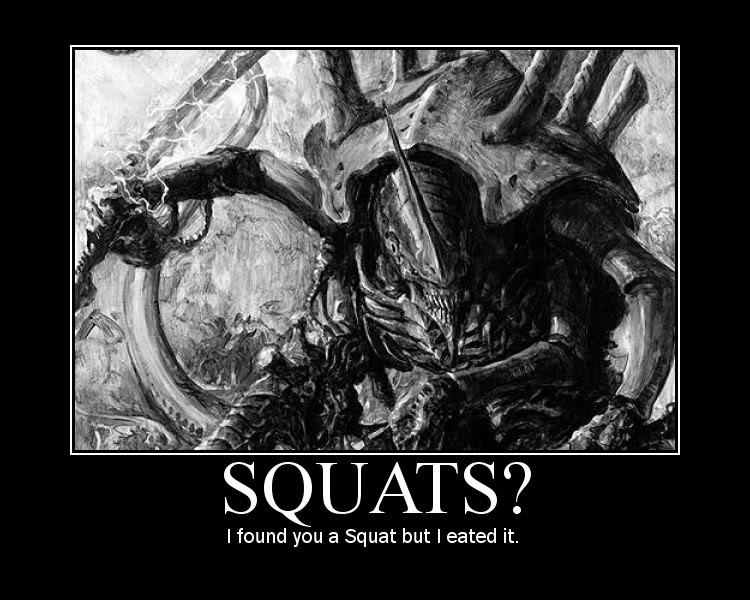 [CDA5] WARGH - Squats 3000 points - EA Squats10