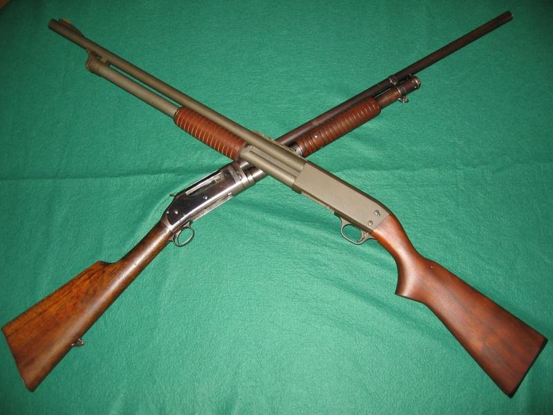 Winchester 1897 et Ithaca 37, ou deux frères enfin réunis ! Winch_10