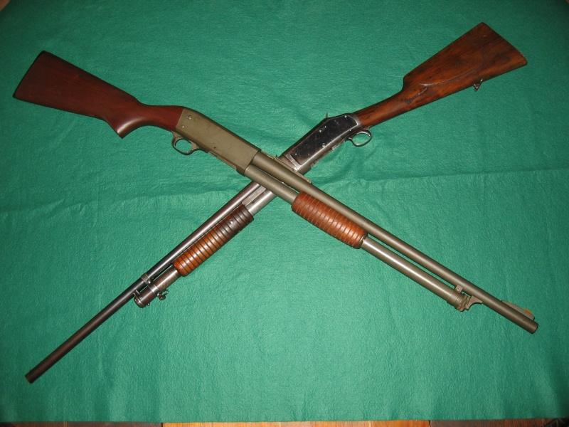Winchester 1897 et Ithaca 37, ou deux frères enfin réunis ! Winch_11