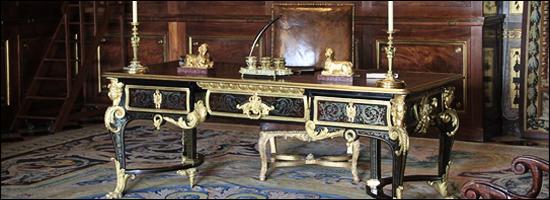 Les bureaux des conseillers
