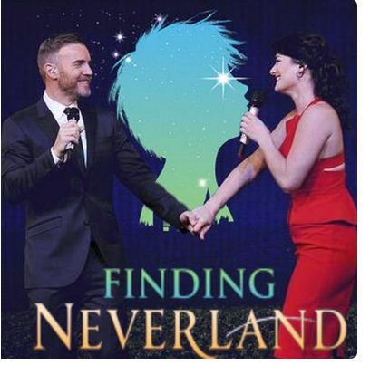 LAURA MITCHELLE GARY BARLOW : The musical Finding Neverland, Kl10