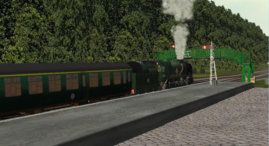 Midhants Railway / Watercressline Route Alresf13
