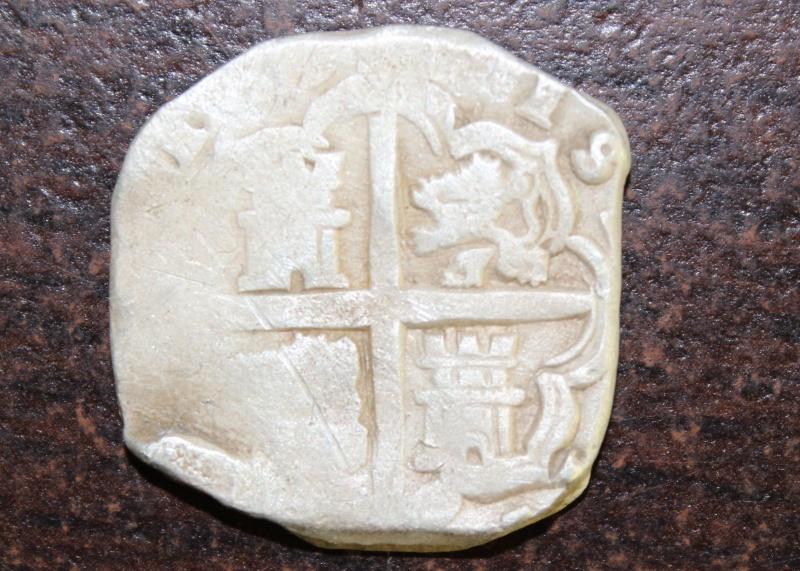 Philippe II, III ou IV D'Espagne. quatre réaux Img_0411