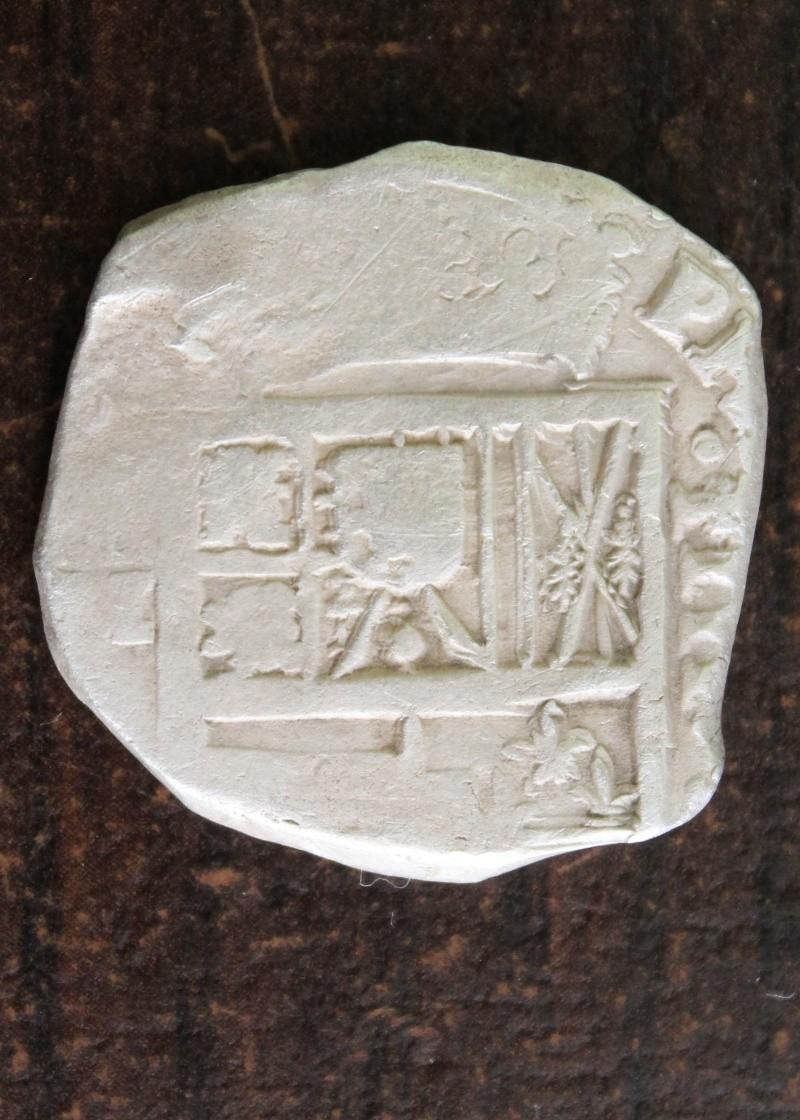 Philippe II, III ou IV D'Espagne. quatre réaux Img_0413