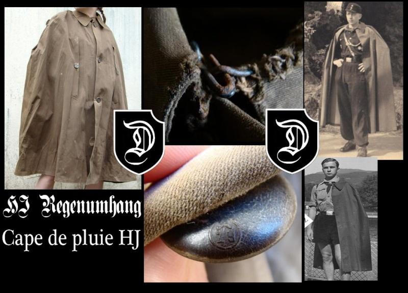 Collection Dorn,en vrac,Hitlerjugend et Bund Deutscher Mädel ... - Page 4 Regenu11
