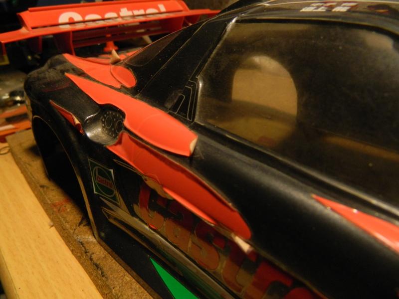 Honda NSX mit Tamiya Chassis Dscn7913