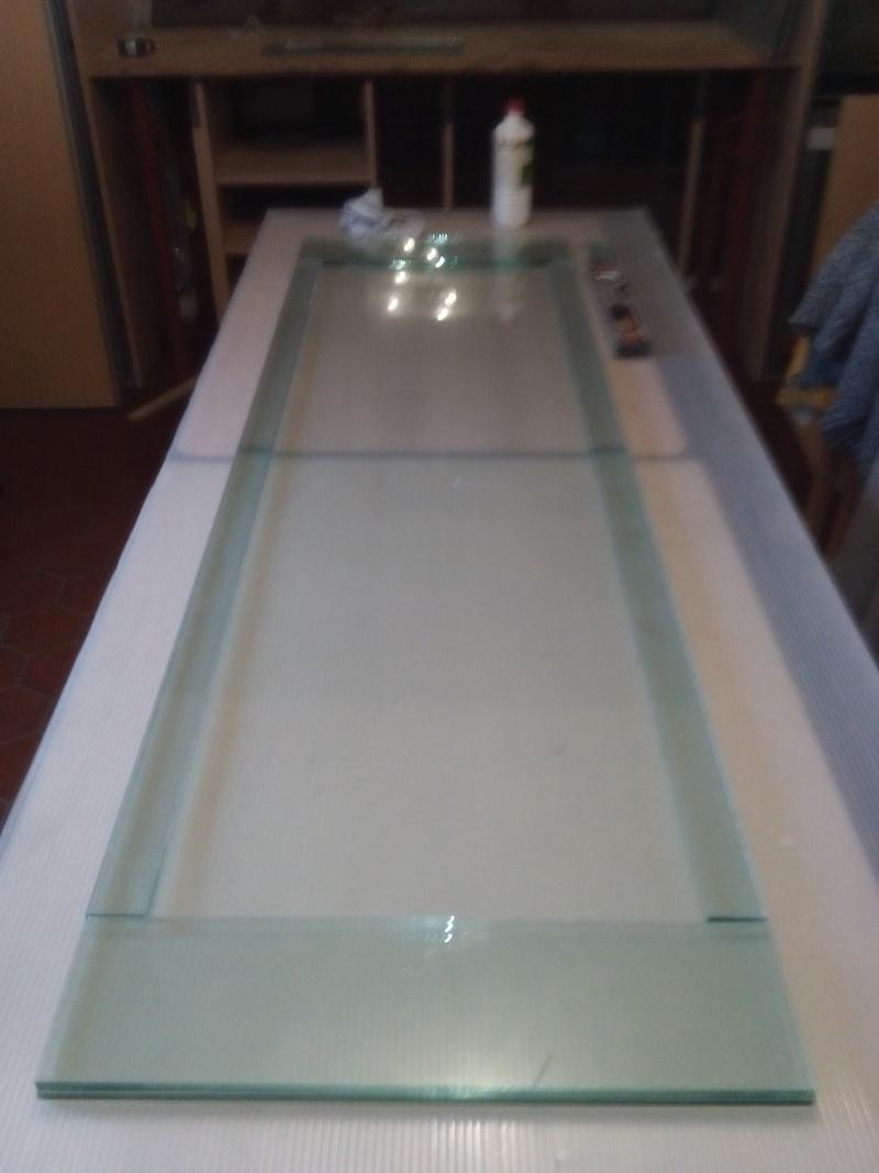 Aquarium de 840 litres recifal, les différentes étapes d'installation Img_2010