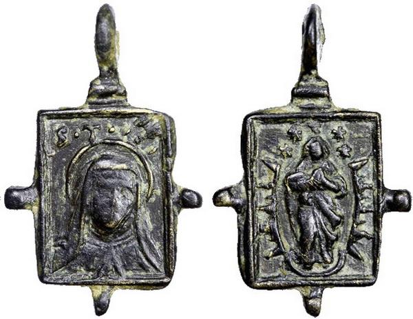 Recopilación medallas Orden Carmelitas Descalzas: Santa Teresa de Jesús 02_jul11