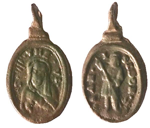 Recopilación medallas Orden Carmelitas Descalzas: Santa Teresa de Jesús 03_cor10