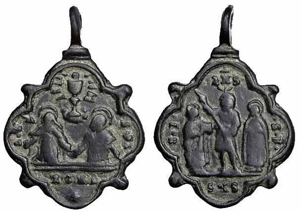 Recopilación medallas Orden Carmelitas Descalzas: Santa Teresa de Jesús 12_jul10