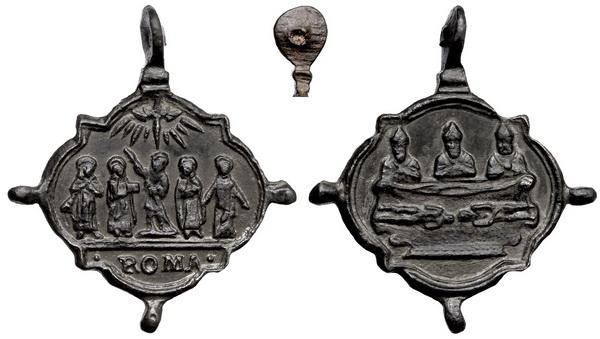 Recopilación medallas Orden Carmelitas Descalzas: Santa Teresa de Jesús 14_jul12