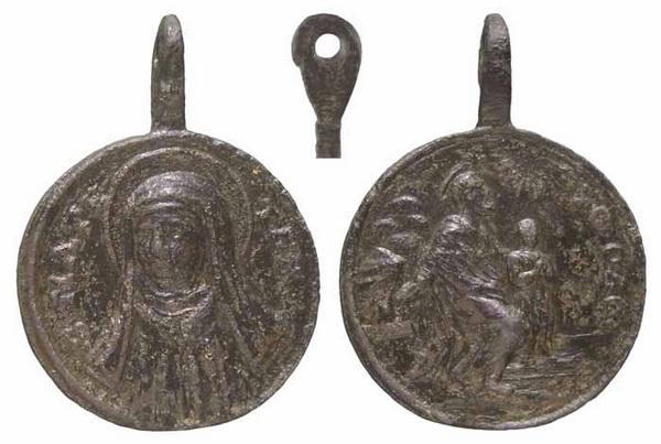 Recopilación medallas Orden Carmelitas Descalzas: Santa Teresa de Jesús 25_ins10