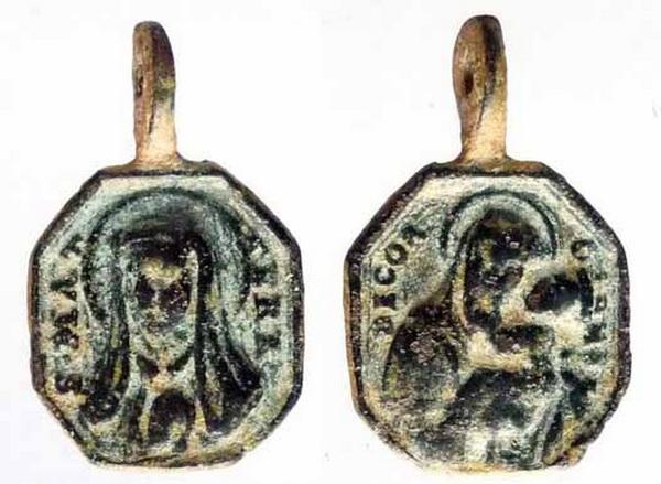 Recopilación medallas Orden Carmelitas Descalzas: Santa Teresa de Jesús 29_rgu10